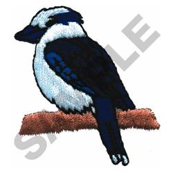 KOOKABURRA embroidery design