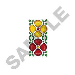STENCIL ART embroidery design
