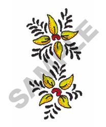 DUTCH MOTIF embroidery design