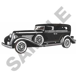 TOURING CAR LG embroidery design