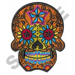 Day Of The Dead Skull Embroidery Designs Machine Embroidery Designs