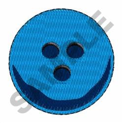 SMALL BOWLING BALL embroidery design