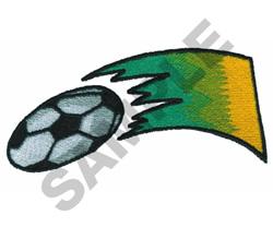 SOCCER DESIGN embroidery design