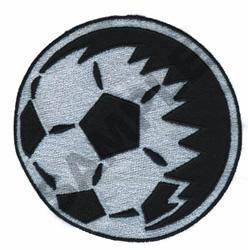 SOCCER BALL DESIGN embroidery design