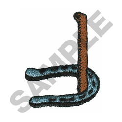 HORSESHOES GAME embroidery design