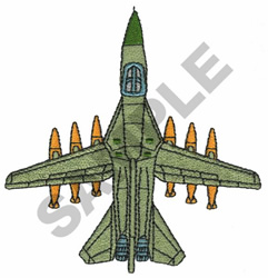 F-15 A embroidery design