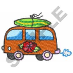 ROAD TRIP VACATION embroidery design
