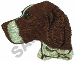 POINTER embroidery design