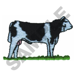 SIMMENTAL BULL embroidery design