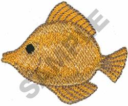 HAWAIIAN FISH embroidery design