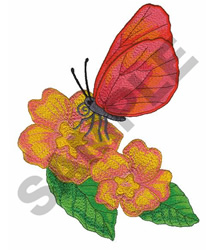 BUTTERFLY 4 embroidery design