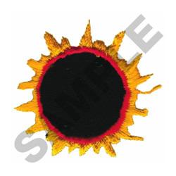 ECLIPSE embroidery design