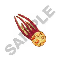 ASTEROID embroidery design