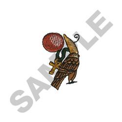 EGYPTIAN BIRD embroidery design