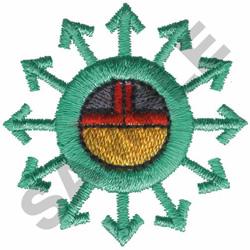 SOUTHWEST DECOR embroidery design