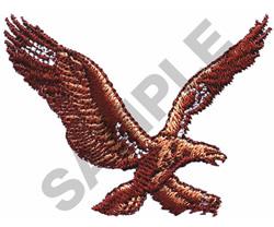 EAGLE #243 embroidery design