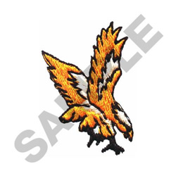 EAGLE #259 embroidery design
