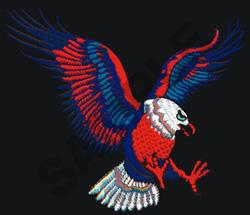 EAGLE #285 embroidery design