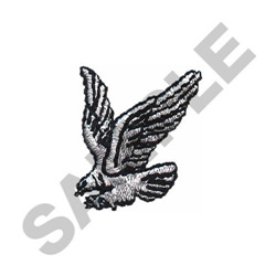 SMALL EAGLE embroidery design