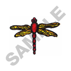 BUG STAINED GLASS embroidery design