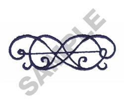FASHION BORDER embroidery design