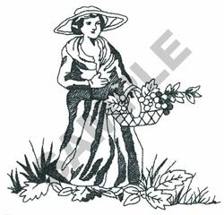 TOILE DESIGNS embroidery design