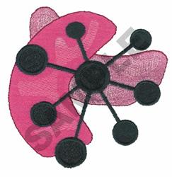 RETRO DESIGN embroidery design