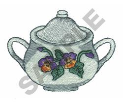 SUGAR BOWL embroidery design