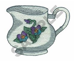CREAMER embroidery design