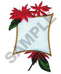 CHRISTMAS MONOGRAM embroidery design