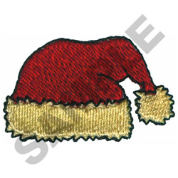 STOCKING HAT embroidery design