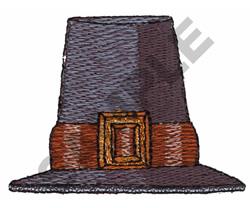 PILGRIMS HAT embroidery design