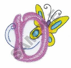 GARDEN GIRL D embroidery design