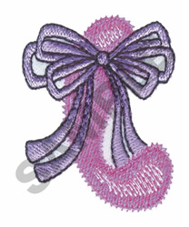 GARDEN GIRL L embroidery design