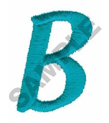 LT B embroidery design