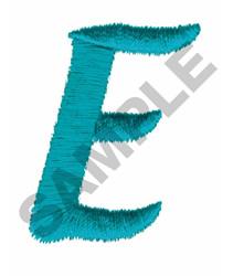 LT E embroidery design