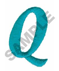 LT Q embroidery design