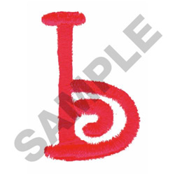FUN B embroidery design