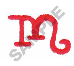 FUN M embroidery design