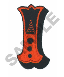 CIRCUS I embroidery design