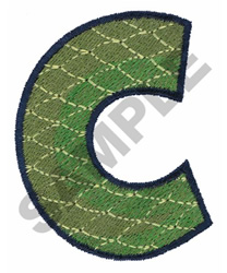 C embroidery design