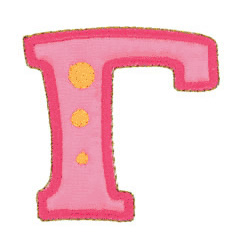 GAMMA embroidery design