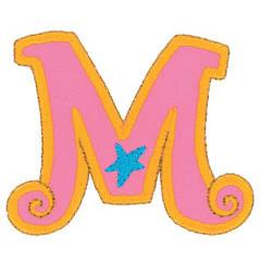 MU embroidery design