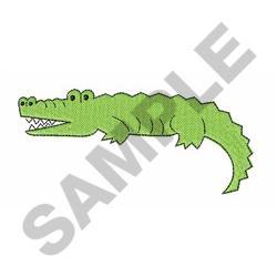 Alligator Head Embroidery Designs, Machine Embroidery ...  |Alligator Design Embroidery Floss