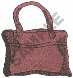 HANDBAG embroidery design
