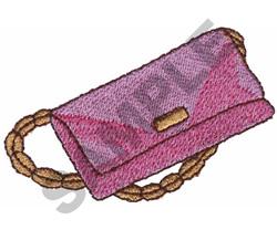 PINK HANDBAG embroidery design