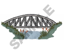 TRESSEL embroidery design