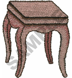 TABLE embroidery design