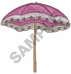 UMBRELLA embroidery design