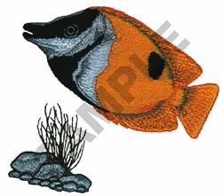 FOXFACE embroidery design